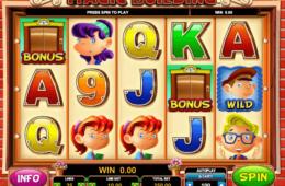 Бесплатный онлайн игровой автомат Magic Building