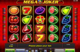Бесплатный онлайн игровой автомат Mega Joker без регистрации без депозита