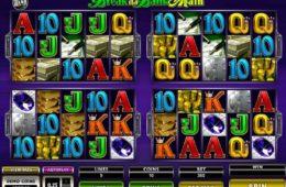 Бесплатный онлайн игровой автомат Mega Spin: Break da Bank Again