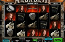 Онлайн бесплатно без регистрации играть Megadeth