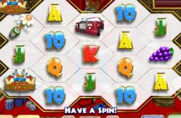 Изображение игрового автомата Midas Millions
