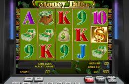 Играть в бесплатный онлайн игровой автомат Money Talks
