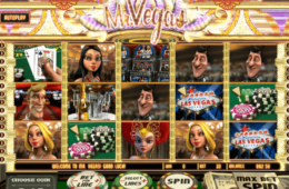 Играть Mr. Vegas онлайн без регистрации
