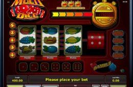 Игровой автомат казино онлайн Multi Dice без регистрации