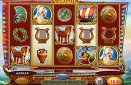 Бесплатный онлайн игровой автомат Odysseus