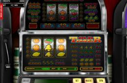Азартный игровой автомат играть онлайн на деньги Old Timer