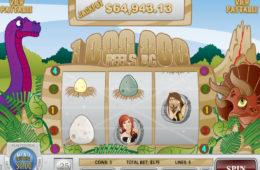Изображение  On Million Reels BC бесплатный игровой автомат онлайн без регистрации