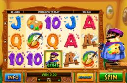 Бесплатный онлайн игровой автомат Pablo Picasslot