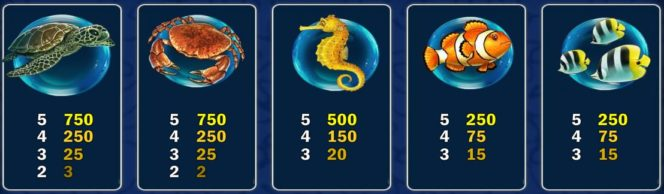 Pearl Lagoon онлайн бесплатный игровой казино автомат
