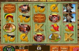 Piggies and the Wolf Бесплатный онлайн игровой автомат