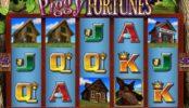 Онлайн бесплатно без регистрации играть Piggy Fortunes