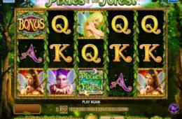Играть на деньги в автомат Pixies of the Forest