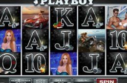 Изображение игрового автомата Playboy