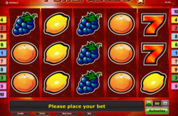 Power Stars казино игровой автомат бесплатно без регистрации
