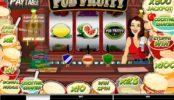 Онлайн бесплатно без регистрации играть Pub Fruity
