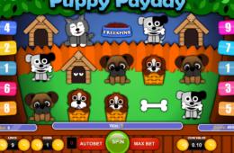 Puppy Payday играть в слот без регистрации без депозита
