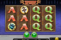 Pyramids of Egypt бесплатный онлайн игровой автомат