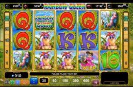 Играть в бесплатный игровой аппарат Rainbow Queen