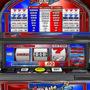 Азартный игровой автомат играть онлайн на деньги Red White Blue 7s