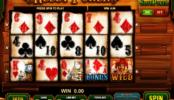 Бесплатный онлайн игровой автомат Reely Poker