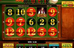 Играть на деньги в автомат Reely Roulette