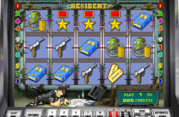 Бесплатный онлайн игровой автомат Resident
