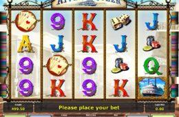 Скрин бесплатный онлайн игровой автомат River Queen
