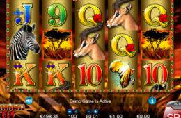 Игровой казино автомат Roaming Reels играть онлайн бесплатно изображение