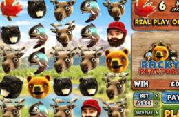 Rocky Reactors казино игровой автомат бесплатно без регистрации
