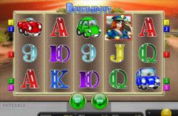 Бесплатный онлайн игровой автомат Roundabout
