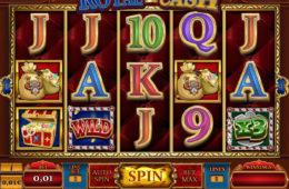 Изображение игрового автомата Royal Cash