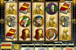 Бесплатный игровой автомат онлайн Ruby Scrooge