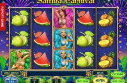 Онлайн бесплатно без регистрации играть Samba Carnival