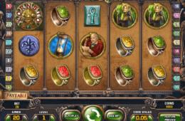 бесплатный онлайн игровой автомат Secret Code