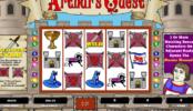 Изображение игрового автомата Arthur's Quest бесплатно онлайн