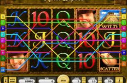 Изображение из бесплатного онлайн игрового автомата Aztecs Empire