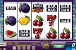 Изображение бесплатного онлайн игрового автомата Bars and Bells