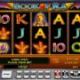 Изображение бесплатного онлайн игрового автомата Book of Ra