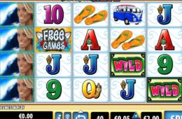 Изображение игрового автомата Cash Wave онлайн бесплатно