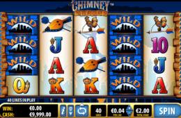 Игровой автомат казино Chimney Stacks играть