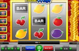 Игровой автомат Classic Fruit без регистрации без депозита