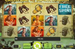 Изображение игрового автомата Creature from the Black Lagoon