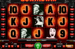 Игровой слот Downtown играть онлайн без регистрации