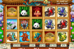 Игровой аппарат Dragon 8s играть онлайн без регистрации бесплатно
