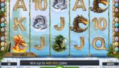Изображение бесплатного онлайн игрового автомата Dragon Island