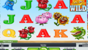 Изображение бесплатного игрового автомата Flowers онлайн