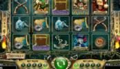 Дисплей из бесплатного онлайн игрового автомата Ghost Pirates