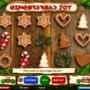Скрин из бесплатного игрового автомата онлайн Gingerbread Joy