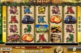 Изображение игрового казино Lost Temple играть бесплатно онлайн