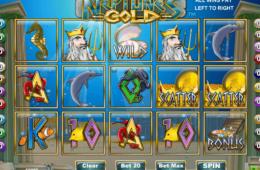 Игровой казино автомат Neptune€™s Gold играть онлайн бесплатно изображение
